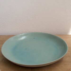 big plates from stoneware