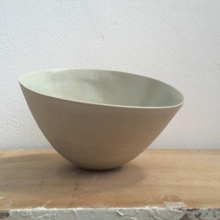 big saladier from stoneware